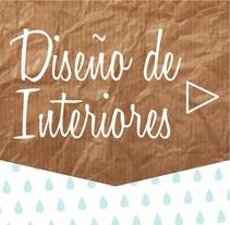 Interiorismo. A Interior Design project by Ana Navarro Estévez - 05-07-2015