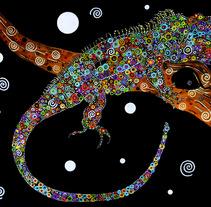 ilustraciones / Dibujos: IN MY JUNGLE. A Design, Illustration, Fine Art, and Painting project by Nicolas Morales Arregui         - 28.02.2015