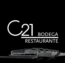 Restaurante Cepa21. A Br, ing&Identit project by Alex G. Santana         - 01.03.2015