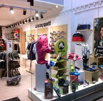 Citadium Store - Calle 13 y 473 - City Bell - La Plata - Bs.As - Argentina. A Architecture, Br, ing, Identit, Furniture Design, Interior Architecture, Interior Design, and Lighting Design project by Maria Celeste Albertini         - 10.07.2014