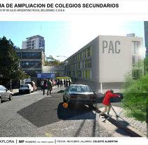 Entrega Final - Jury Diseño A III - Cátedra Explora. Un proyecto de Arquitectura de Maria Celeste Albertini - 19-11-2013