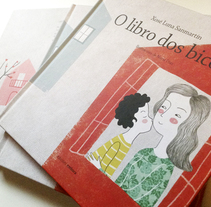 Libro dos Bicos. A Illustration, and Editorial Design project by Nuria Diaz - 02-06-2014