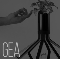 GEA. A Design project by Guillermo Sahuquillo de la Paz         - 03.03.2015