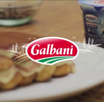 GALBANI - Tiramisú. A Advertising, Film, Video, TV, Cooking, and Video project by Luis Francisco Pérez - 03-03-2015