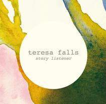 Teresa Falls. Un proyecto de Dirección de arte, Br, ing e Identidad y Diseño gráfico de Salvartes  Diseño de Identidad y Packaging  - 17-09-2015