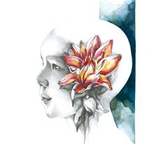 Oscar et la dame Rose. A Illustration project by Olga Valeeva         - 26.12.2014