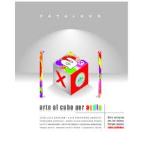 Logotipo Actividad de Arte Fundraising. Un proyecto de Br e ing e Identidad de Marcela Fernanda Díaz         - 07.03.2015