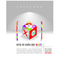 Logotipo Actividad de Arte Fundraising. Um projeto de Br e ing e Identidade de Marcela Fernanda Díaz         - 07.03.2015