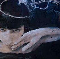 Marta. A Illustration, Fine Art, and Painting project by Cristina DM Marín         - 07.03.2015