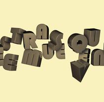 Mograph. Um projeto de Motion Graphics, 3D e Animação de Rebeca G. A         - 10.03.2015