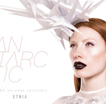 ANTARCTIC. A Costume Design, Photograph, and Fashion project by Luis  Beltrán  - 03.15.2015
