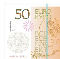 Billetes de Euro. A Design project by  Cruz Novillo & Pepe Cruz          - 24.03.2015