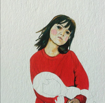 LoveYouLikeASister. Um projeto de Ilustração e Pintura de maddalena84         - 30.03.2015