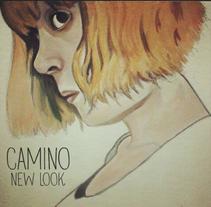 CaminoNewLook. Um projeto de Ilustração, Artes plásticas e Pintura de maddalena84         - 04.04.2015