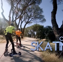 Cross Skating Promocional Video. A Advertising, Film, Video, TV, and Post-Production project by Mario Manso Lorenzo         - 06.04.2015