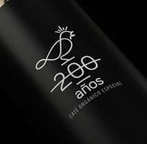 200 años Café. Um projeto de Design, Br e ing e Identidade de David Espinosa - 22-04-2015