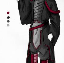 Diseño de vestuario. A Character Design project by María Rodríguez Alonso         - 04.05.2015