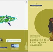 Portadas libros. Um projeto de Ilustração e Design gráfico de Almudena Cardeñoso         - 04.05.2015