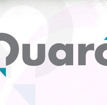 Quaro, tienda arquitectura técnica. A Graphic Design project by nathalie figueroa savidan         - 06.05.2015
