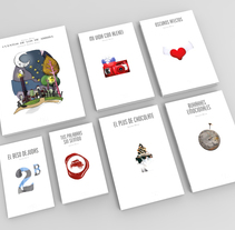 Colección Heras. A Editorial Design, and Graphic Design project by Delma          - 14.05.2015