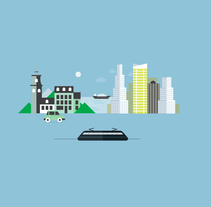 City Protocol. A Animation, Design, Illustration, and Motion Graphics project by Minsk  - May 19 2015 12:00 AM