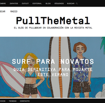 Surf para novatos. A Design, Illustration, Fine Art, and Graphic Design project by Susana López         - 18.05.2015