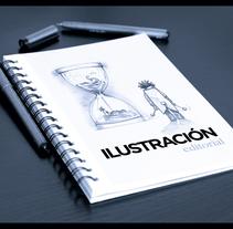 Ilustración Editorial. Un proyecto de Ilustración de Emilio Lopez         - 24.05.2015
