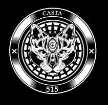 da fuck*** cat. A Design, Illustration, Br, ing, Identit, and Graphic Design project by Alex Castaño         - 24.05.2015