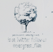 Evergreen on Twitter. A Film, Video, TV, 3D, Animation, Art Direction, and Graphic Design project by Gianpaolo Rende         - 27.05.2015
