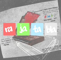 RAJATABLA_UNA TABLA PARA CORTAR A TODA LECHE. A 3D, Graphic Design, and Product Design project by PATRICIA SINOBAS         - 02.06.2015