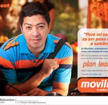 MOVILNET / LEALTAD [spot & prints]. A Advertising, and Art Direction project by Rafael González Guasco         - 03.11.2013