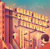 SAGE. Um projeto de Design e Ilustração de DSORDER  - 03-06-2015