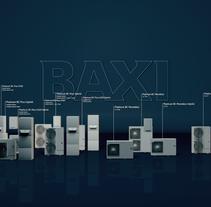 Baxi. Un proyecto de Motion Graphics de Borja Alami Vidal - Martes, 11 de marzo de 2014 00:00:00 +0100
