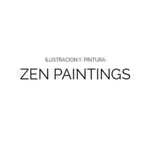 Zen paintings. Um projeto de Ilustração de Georgina Dominguez         - 28.02.2014