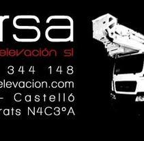 DARSA ELEVACIÓN. Um projeto de Web design e Desenvolvimento Web de Lucas Chabrera Querol - 15-06-2015