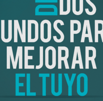 Campaña de Lanzamiento y Mantenimiento: Banco BHD León. (Bocetos) . Un proyecto de Diseño gráfico de Miguel Hernández Carbonell         - 23.10.2014