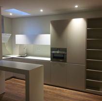 "Reforma parcial apartamento ""El Viso"" - Madrid. Um projeto de Arquitetura de interiores e Design de interiores de Lumasa Proyectos - 14-01-2015"