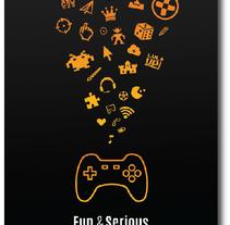 Game On. Um projeto de Publicidade e Design gráfico de Juliana Muir - 09-06-2014
