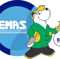 DISEÑOS EMAS PASTO. A Graphic Design project by fredy muñoz         - 22.06.2015