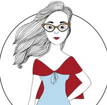 Ilustración Super Lupas. Un proyecto de Ilustración de Rocío González         - 22.06.2015