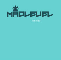 Diseño para franelas Madlevel. A Graphic Design project by Lismary trujillo         - 18.03.2015
