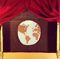 creative mornings summit NYC 2014. Un proyecto de Animación, Dirección de arte, Diseño de personajes, Artesanía, Bellas Artes y Escenografía de NosE lanariz         - 28.06.2015