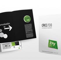 CACC. A Graphic Design project by Victoria García Calvo         - 31.12.2007