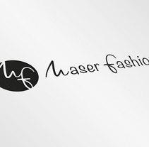Maser Fashion. A Br, ing&Identit project by Sergio Gómez Bartual         - 01.06.2015