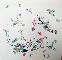 continuación de manchas del mar. A Fine Art project by Eriko Fukuda - 03-07-2015