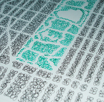 Ilustración de Mapas. Um projeto de Design, Ilustração, Arquitetura e Artes plásticas de Carmelo Ros Rodríguez         - 04.07.2015