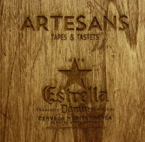Artesans Restaurant Barcelona. A Br, ing&Identit project by Miq Ros         - 14.07.2015