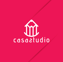 logotipo casa studio!. A Design, Br, ing&Identit project by Jose Anaya Ugalde - 30-07-2015