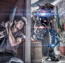 Regresando a la infancia. Un proyecto de Fotografía de Christian Carrión Cárdenas - 31-07-2015