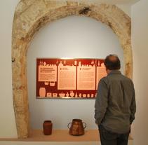 Exposició Cal Pau Vidal. A Graphic Design project by Àngels Pinyol         - 29.09.2014